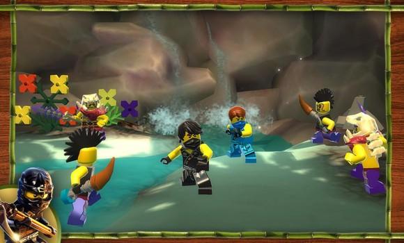 LEGO Ninjago Shadow of Ronin Ekran Görüntüleri - 6