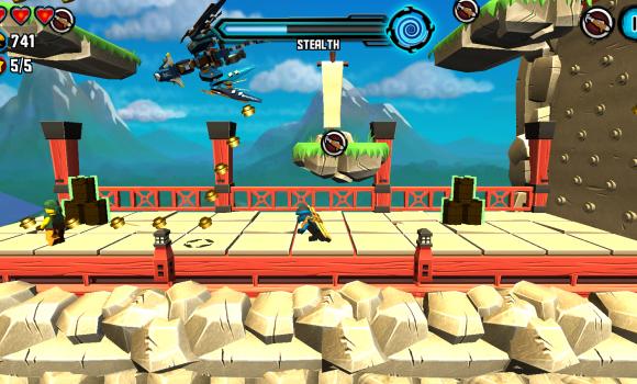 LEGO Ninjago: Skybound Ekran Görüntüleri - 7