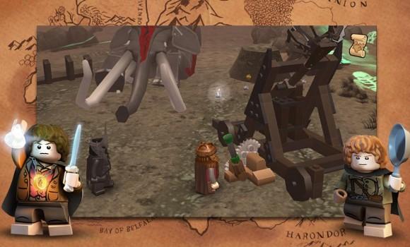 LEGO The Lord of the Rings Ekran Görüntüleri - 3