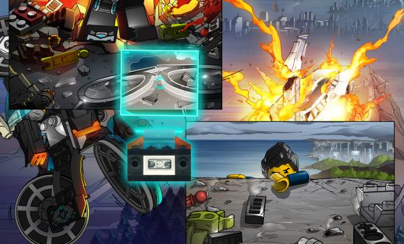 LEGO ULTRA AGENTS Antimatter Ekran Görüntüleri - 4