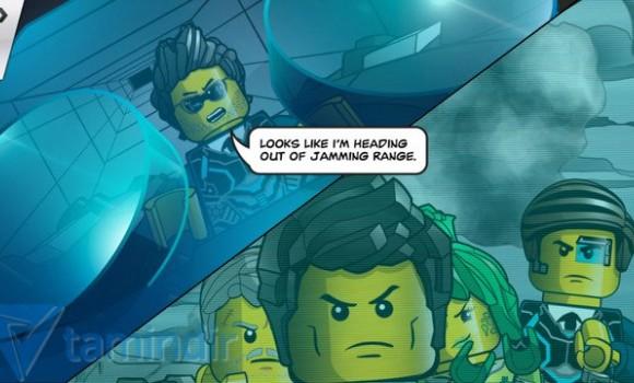 LEGO ULTRA AGENTS Antimatter Ekran Görüntüleri - 2