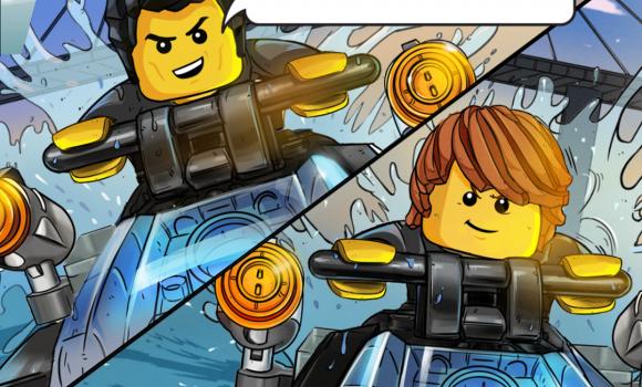 LEGO ULTRA AGENTS Ekran Görüntüleri - 1