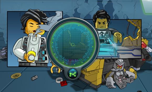 LEGO ULTRA AGENTS Ekran Görüntüleri - 3