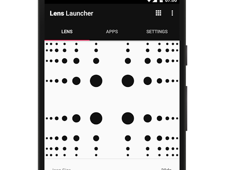 Lens Launcher Ekran Görüntüleri - 3
