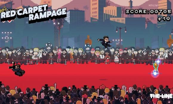 Leo's Red Carpet Rampage Ekran Görüntüleri - 5