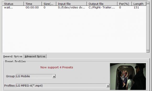 LG Video Converter Ekran Görüntüleri - 1