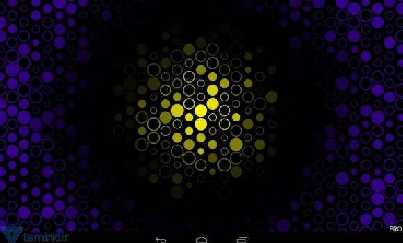 Light Grid Live Wallpaper Ekran Görüntüleri - 2