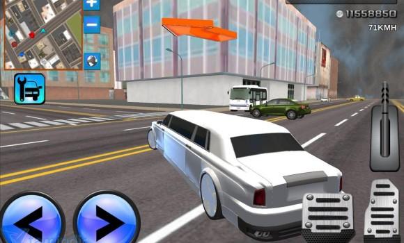 Limo Driving 3D Simulator Ekran Görüntüleri - 3