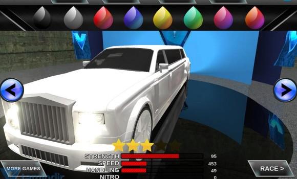 Limo Driving 3D Simulator Ekran Görüntüleri - 2