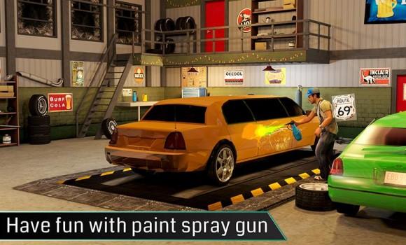 Limousine Car Mechanic 3D Sim Ekran Görüntüleri - 1