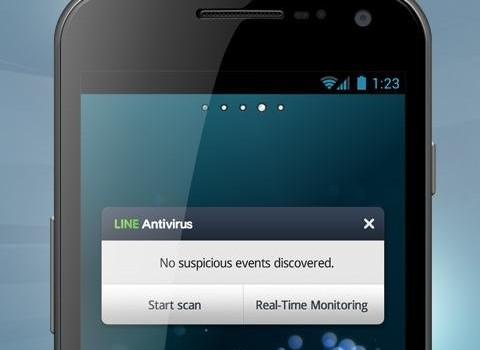 LINE Antivirus Ekran Görüntüleri - 6
