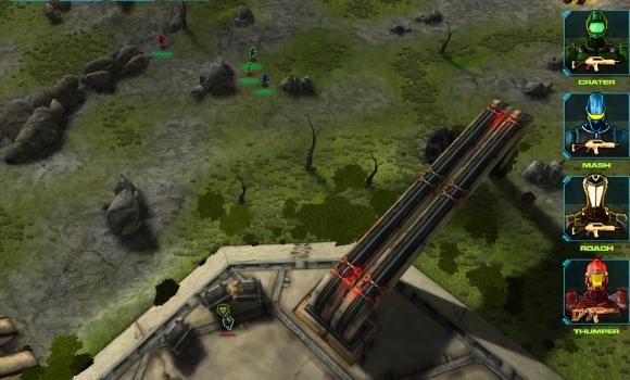 Line Of Defense Tactics Ekran Görüntüleri - 2