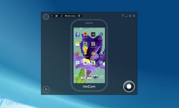 liteCam Android Ekran Görüntüleri - 2