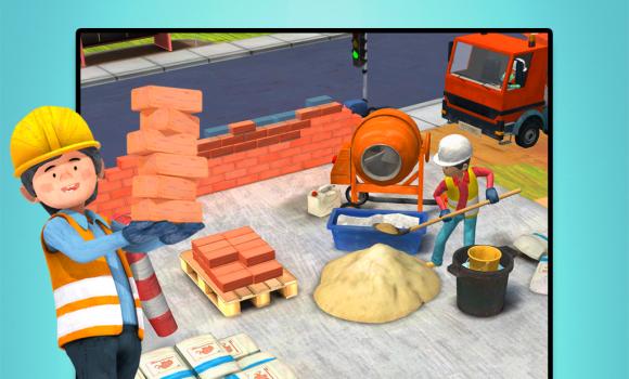 Little Builders Ekran Görüntüleri - 4