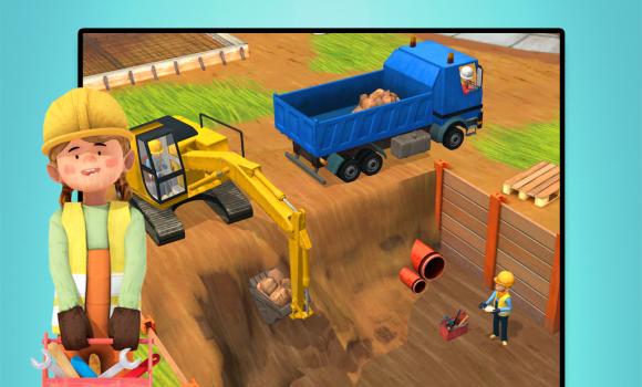 Little Builders Ekran Görüntüleri - 3