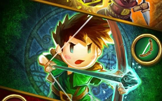 Little Raiders Robin's Revenge Ekran Görüntüleri - 4