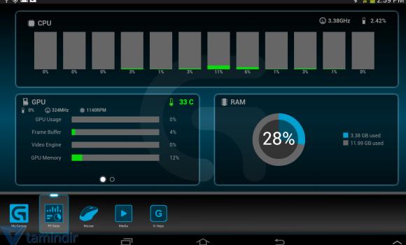 Logitech Arx Control Ekran Görüntüleri - 4