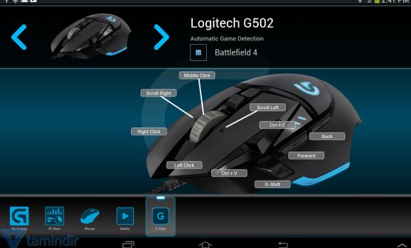 Logitech Arx Control Ekran Görüntüleri - 3