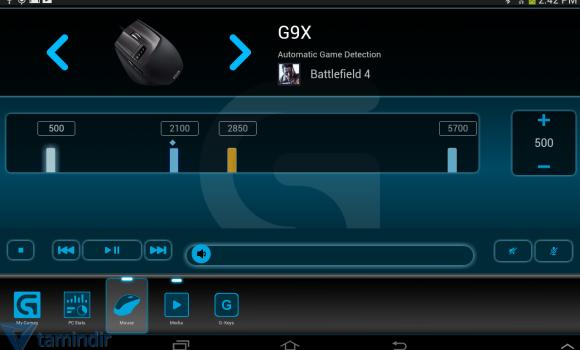 Logitech Arx Control Ekran Görüntüleri - 2
