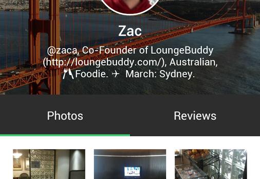 LoungeBuddy Ekran Görüntüleri - 3