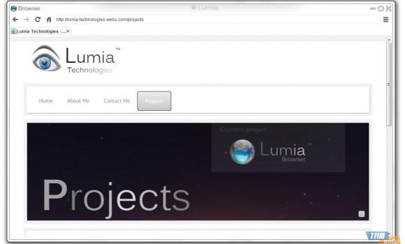 Lumia Browser Ekran Görüntüleri - 1