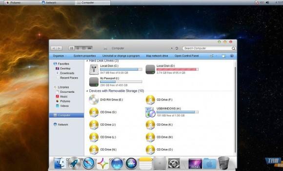 Mac OS X Infinite Ekran Görüntüleri - 3