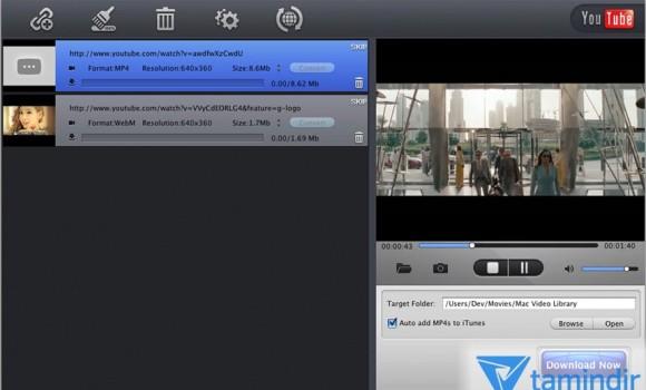 MacX YouTube Downloader Ekran Görüntüleri - 1