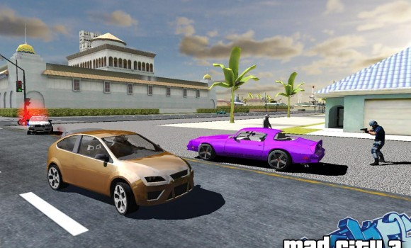 Mad City Crime 3 New stories Ekran Görüntüleri - 1