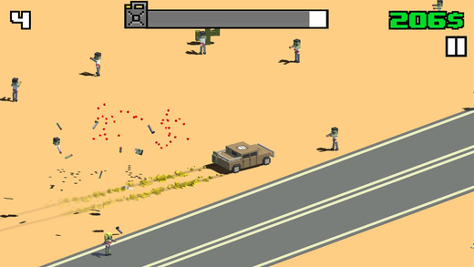 Madness Road Ekran Görüntüleri - 5