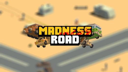 Madness Road Ekran Görüntüleri - 1