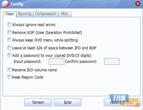 Magic DVD Copier Ekran Görüntüleri - 3