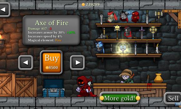 Magic Rampage Ekran Görüntüleri - 1