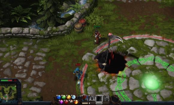 Magicka: Wizard Wars Ekran Görüntüleri - 4