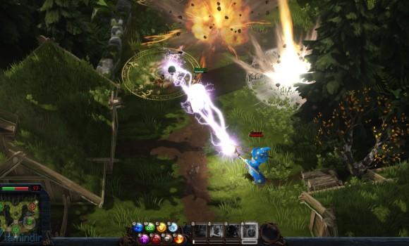 Magicka: Wizard Wars Ekran Görüntüleri - 3