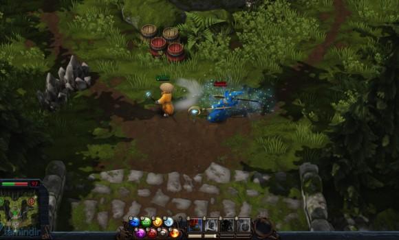 Magicka: Wizard Wars Ekran Görüntüleri - 2