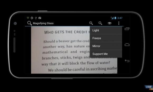 Magnifying Glass Ekran Görüntüleri - 3