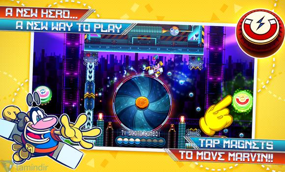 Major Magnet: Arcade Ekran Görüntüleri - 4