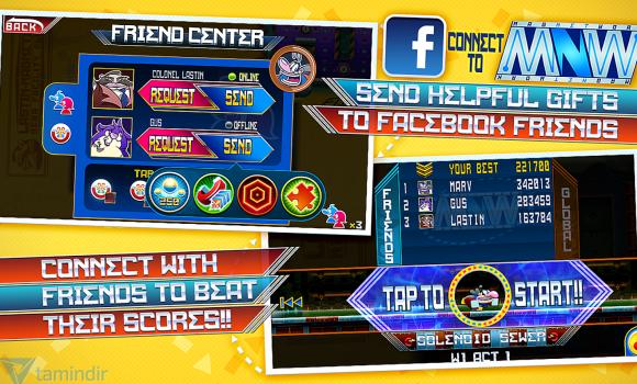 Major Magnet: Arcade Ekran Görüntüleri - 1