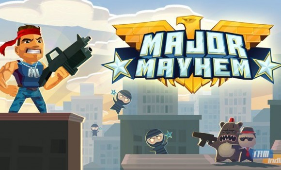 Major Mayhem Ekran Görüntüleri - 8