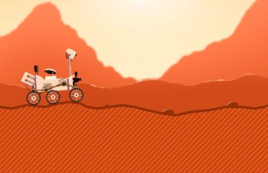 Mars Rover Ekran Görüntüleri - 2