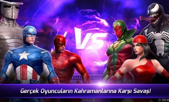MARVEL Future Fight Ekran Görüntüleri - 2