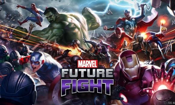 MARVEL Future Fight Ekran Görüntüleri - 5