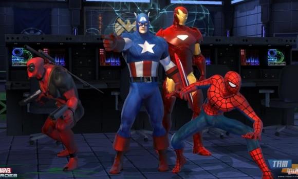 Marvel Heroes Ekran Görüntüleri - 14