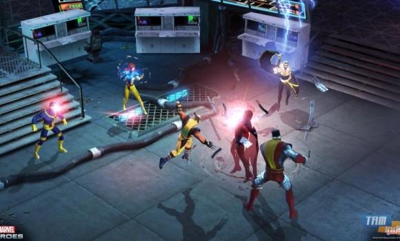 Marvel Heroes Ekran Görüntüleri - 13
