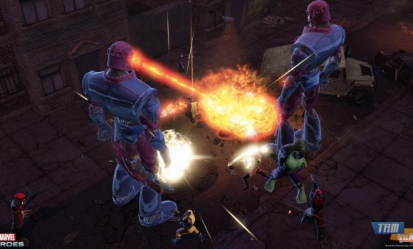 Marvel Heroes Ekran Görüntüleri - 10