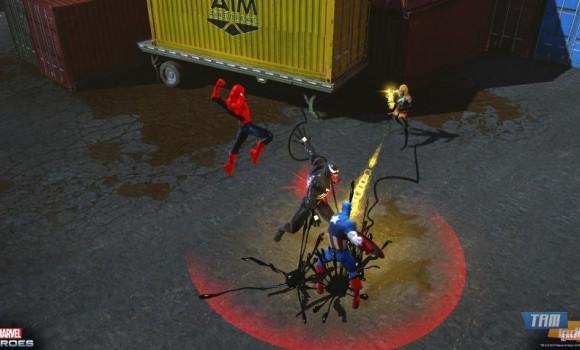 Marvel Heroes Ekran Görüntüleri - 9