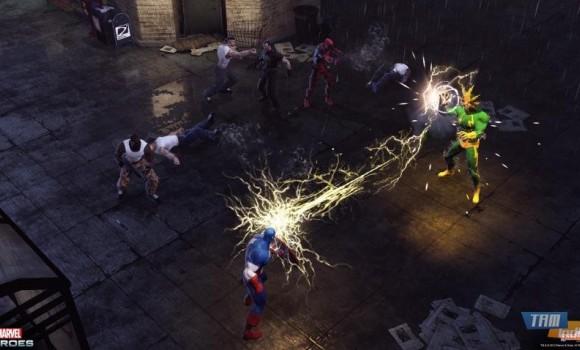 Marvel Heroes Ekran Görüntüleri - 8