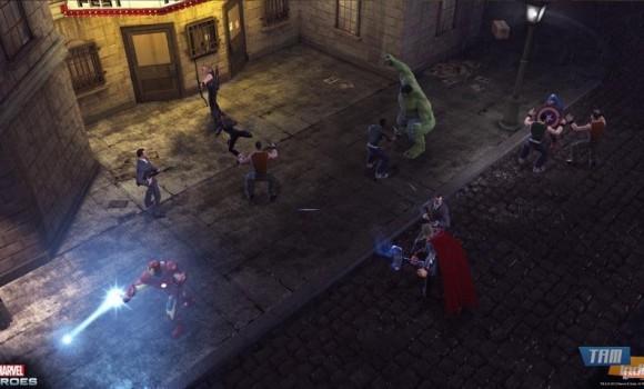 Marvel Heroes Ekran Görüntüleri - 7