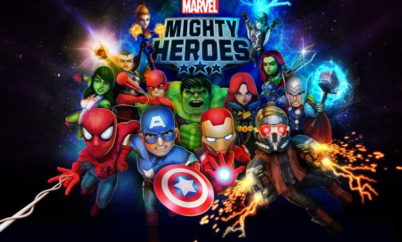 Marvel Mighty Heroes Ekran Görüntüleri - 5