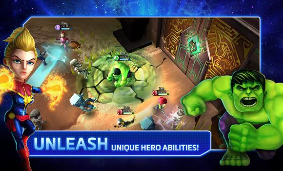 Marvel Mighty Heroes Ekran Görüntüleri - 3